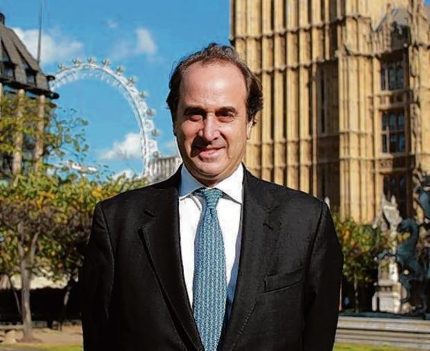 Brooks Newmark is MP for Braintree and Halstead