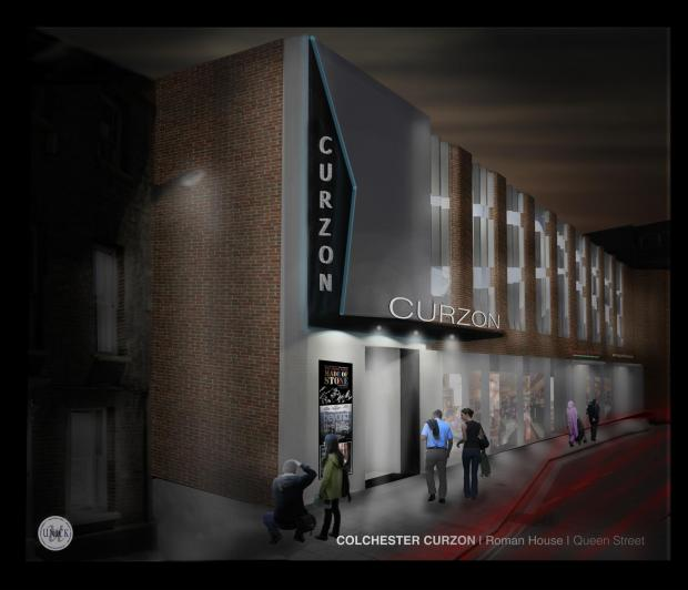 Gazette: What the new cinema could look like