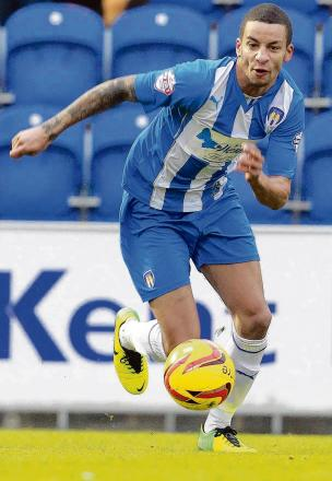 Time away - Joe Dunne has confirmed Craig Eastmond was given time away from the Colchester United squad.