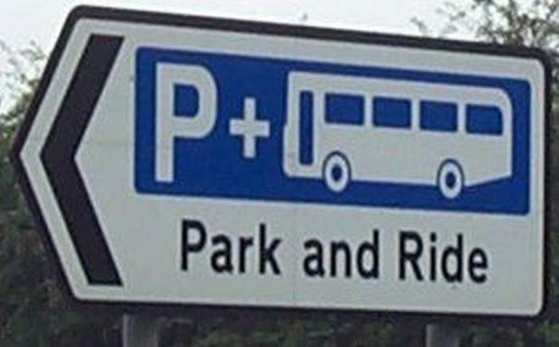 Gazette: Park and Ride set to open next spring