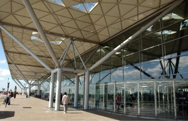 Essex: Flights disrupted at Stansted Airport