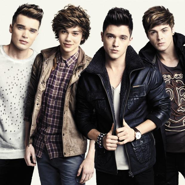 Gazette: Union J are coming to town for a not-so-secret gig