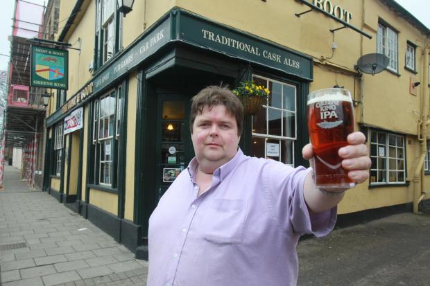 Gazette: Cheers to my £100k revival plan for pub