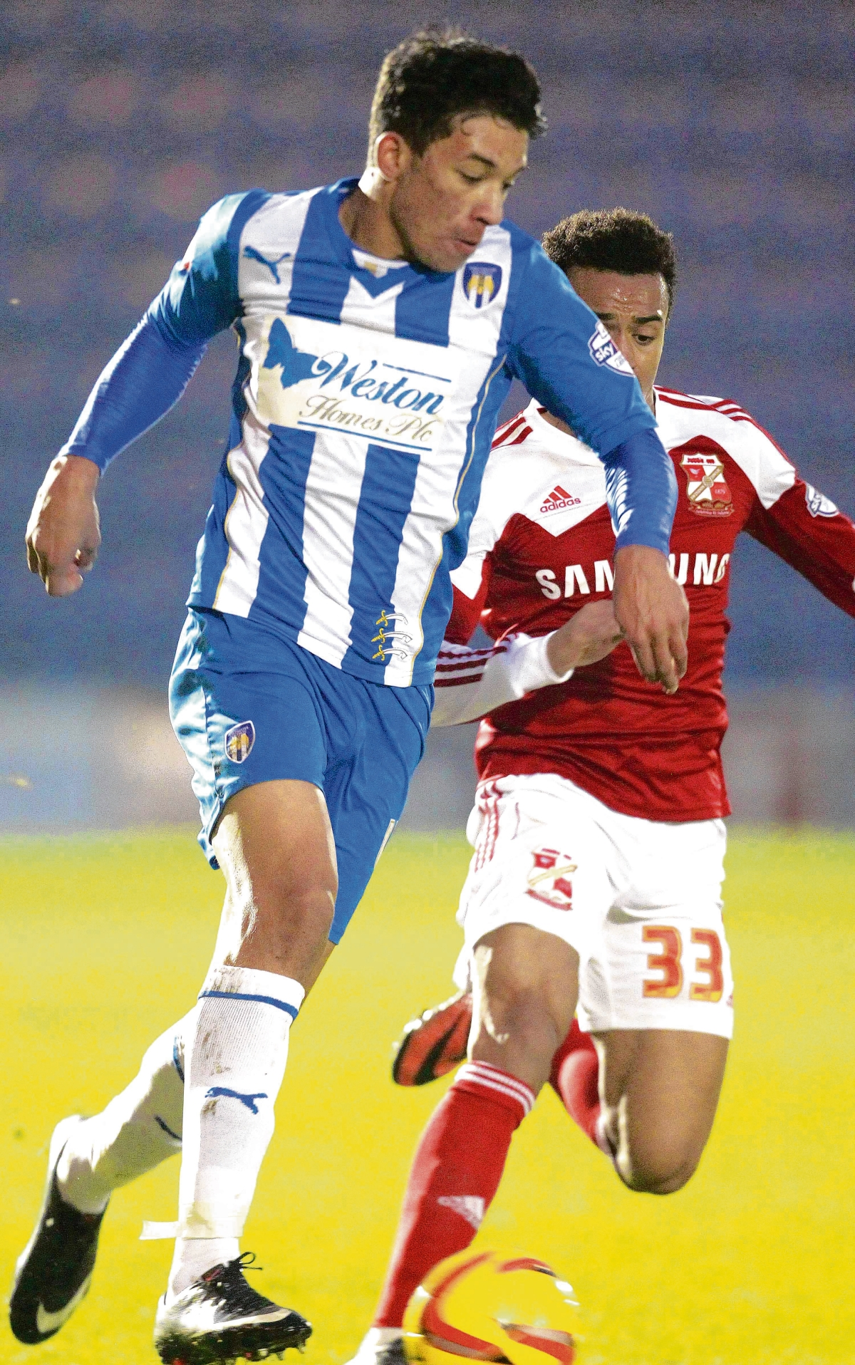 Call-up - Colchester United striker Macauley Bonne has been named in the Zimbabwe squad for their African Cup of Nations qualifier against Guinea next month.