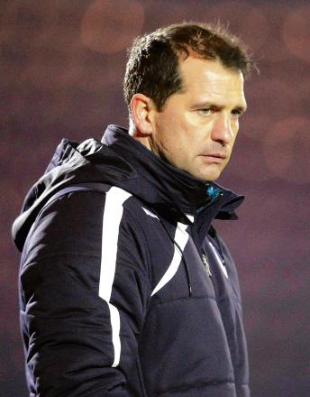 U's boss Dunne admits his side are in
