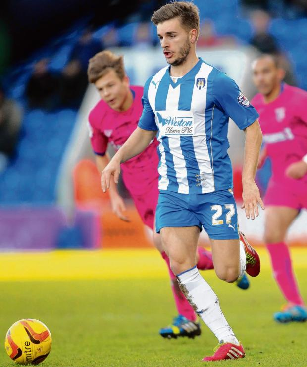 Gazette: Discussions - Luke Garbutt will meet with parent club Everton early next month about the possibility of extending his loan spell at Colchester United.