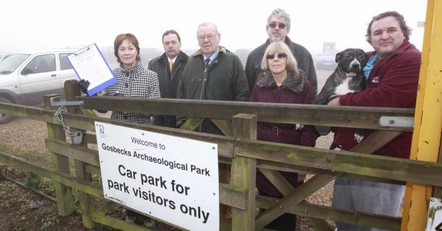 Parking charges to be introduced at Colchester park