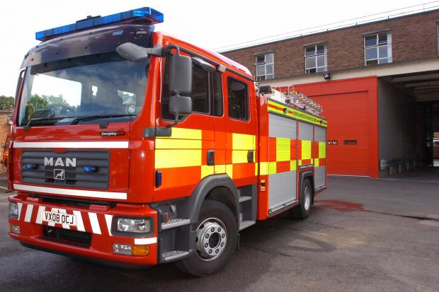 Gazette: One person rescued in Braintree flat fire