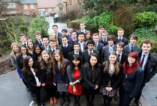 40 Colchester students celebrate landing Oxbridge offers