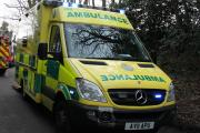 Six suffer minor injuries in multi-vehicle A12 crash