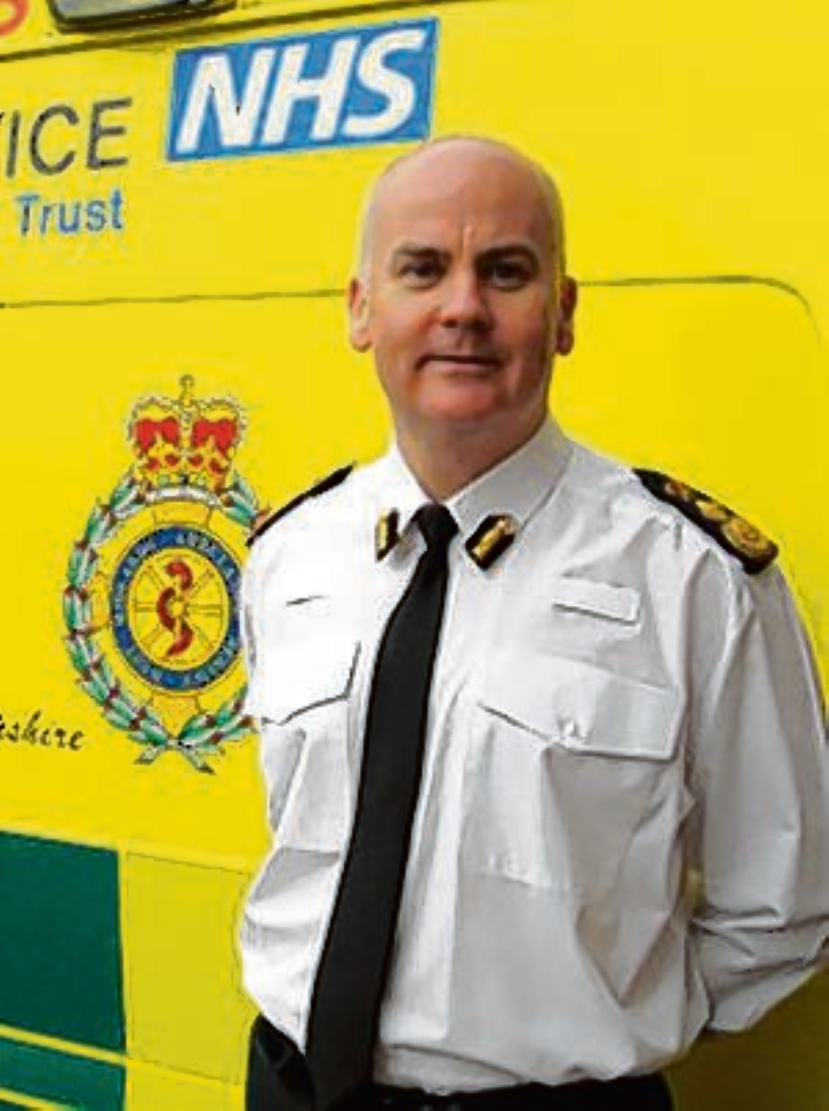 Ambulance boss' £232,000 annual salary defended as value for money