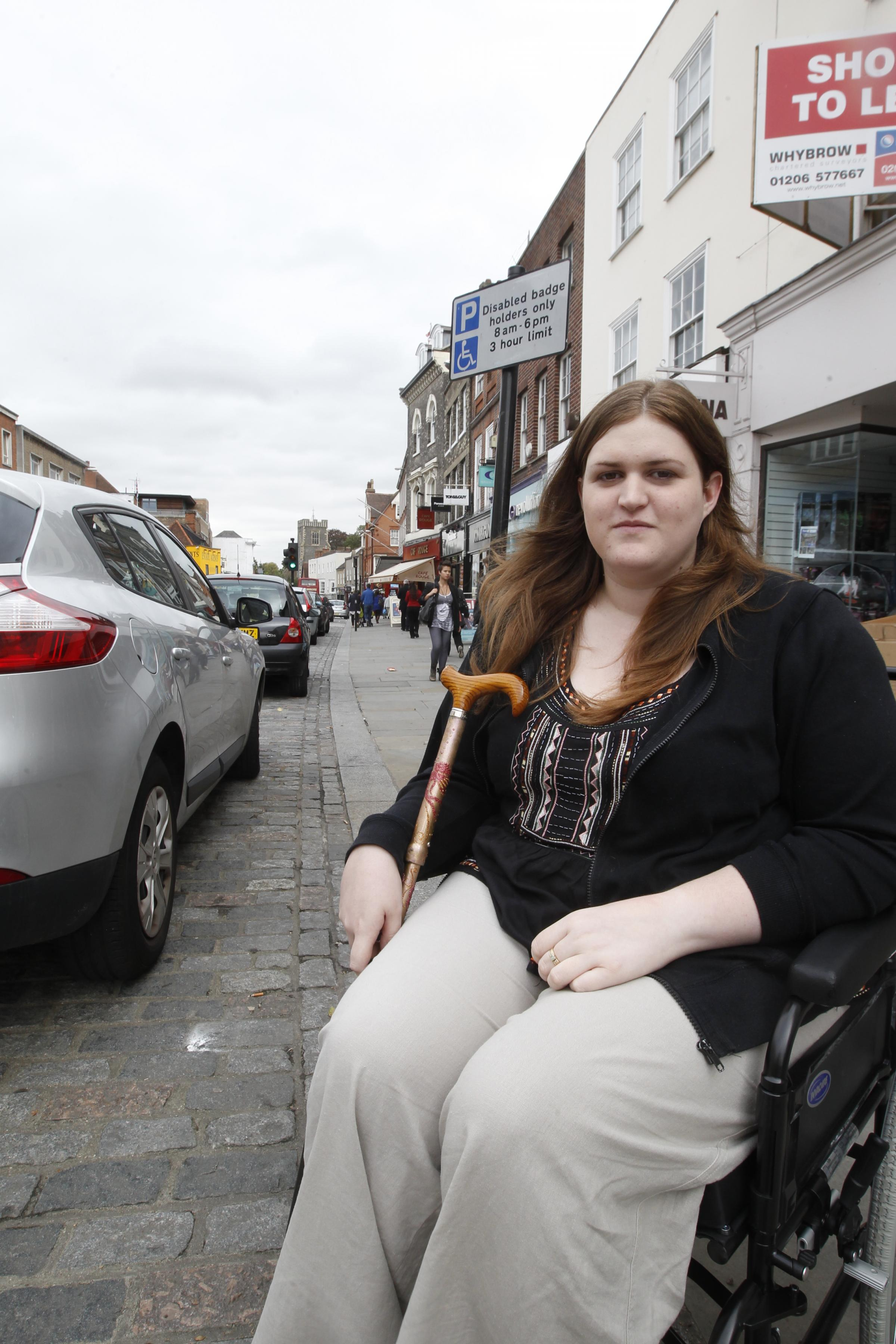 Disabled campaigners lose High Street car ban legal battle