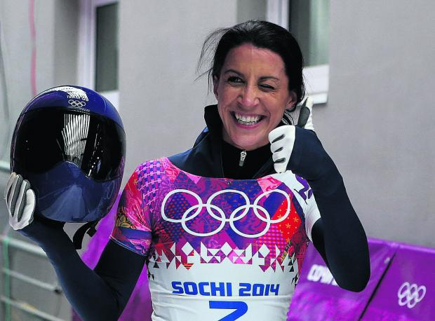 Bobsleigh champion Shelley Rudman has benefited from the TASS programme