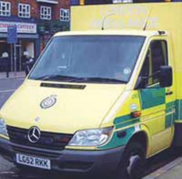 Cyclist taken to hospital after Mersea Road crash