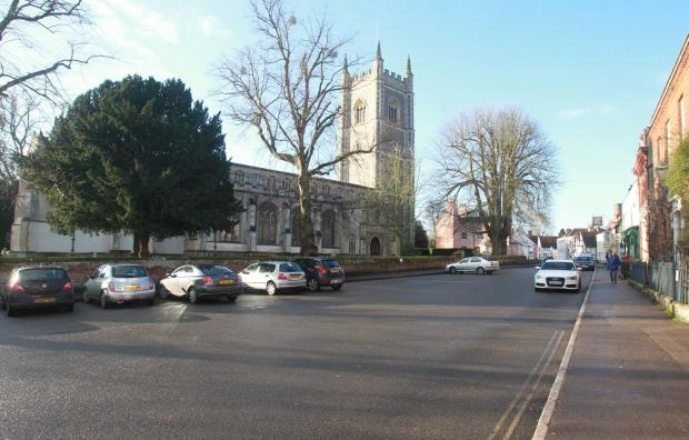 Gazette: Dedham: Parking charges introduced