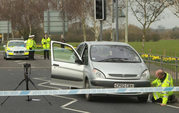Crash closes Colchester's Avenue of Remembrance