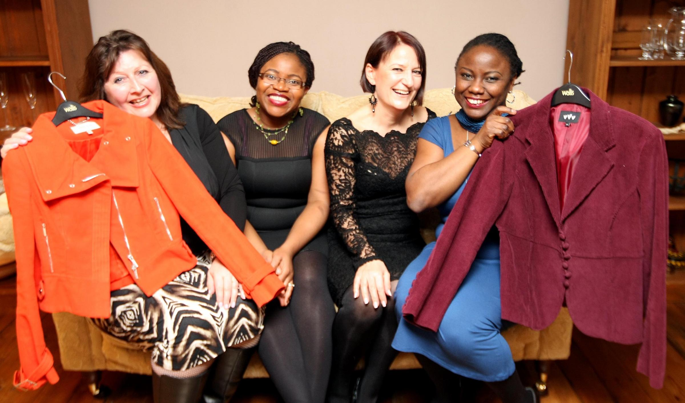 Wow! We help women dress to impress at vital job interviews