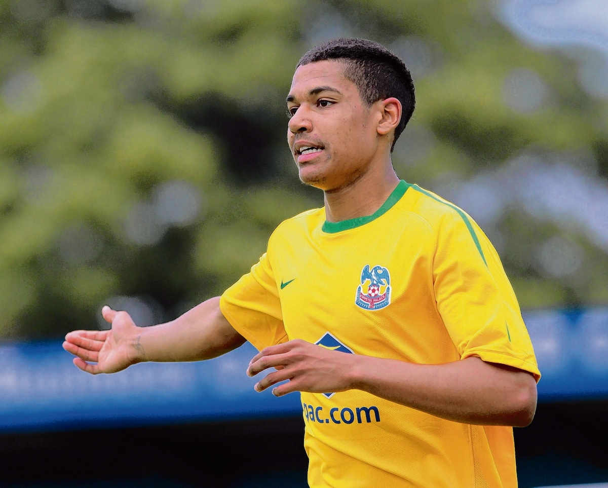 New arrival - Alex Wynter has joined Colchester United on loan from Premier League outfit Crystal Palace. Picture: NEIL EVERITT
