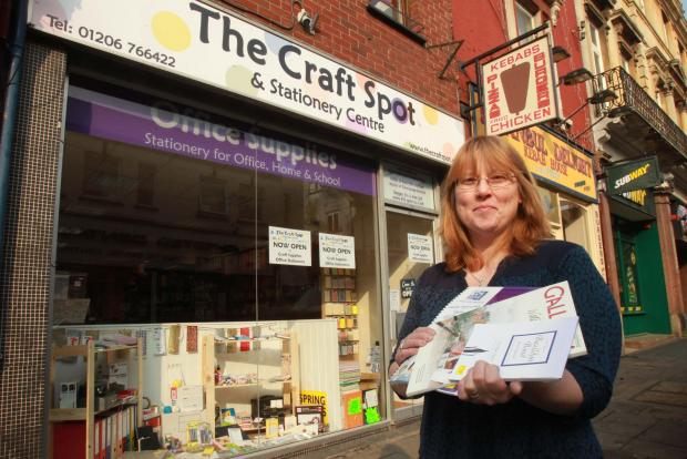 Pencil in a visit to town's revamped stationery store
