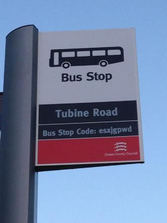 Oops...bus sign that is too confusing for words