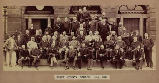 Gazette: 125 years of Essex County Council