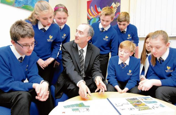 Land donation allows school to proceed with £30m rebuild project