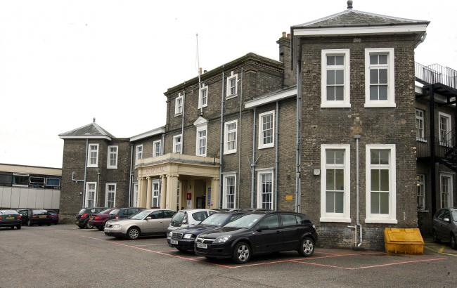 Closing hospital holds open day