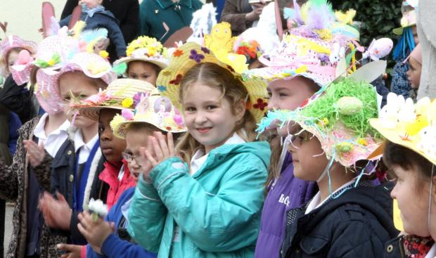 Easter-themed activities at Colchester schools