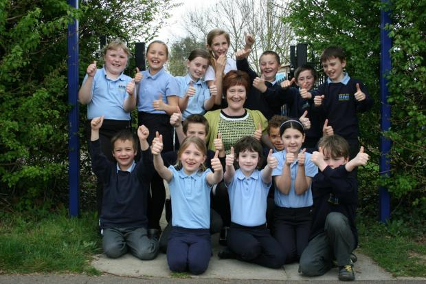 Thumbs up for Great Tey Ofsted report