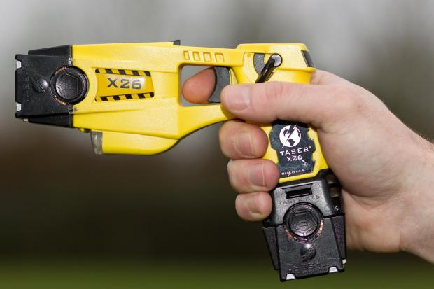 Taser use shoots up in Essex