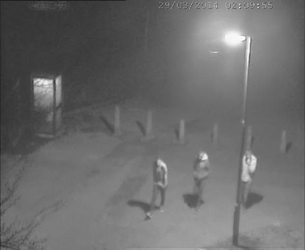 Gazette: Police release CCTV images of 23 people they believe could help with Castle Park murder investigation