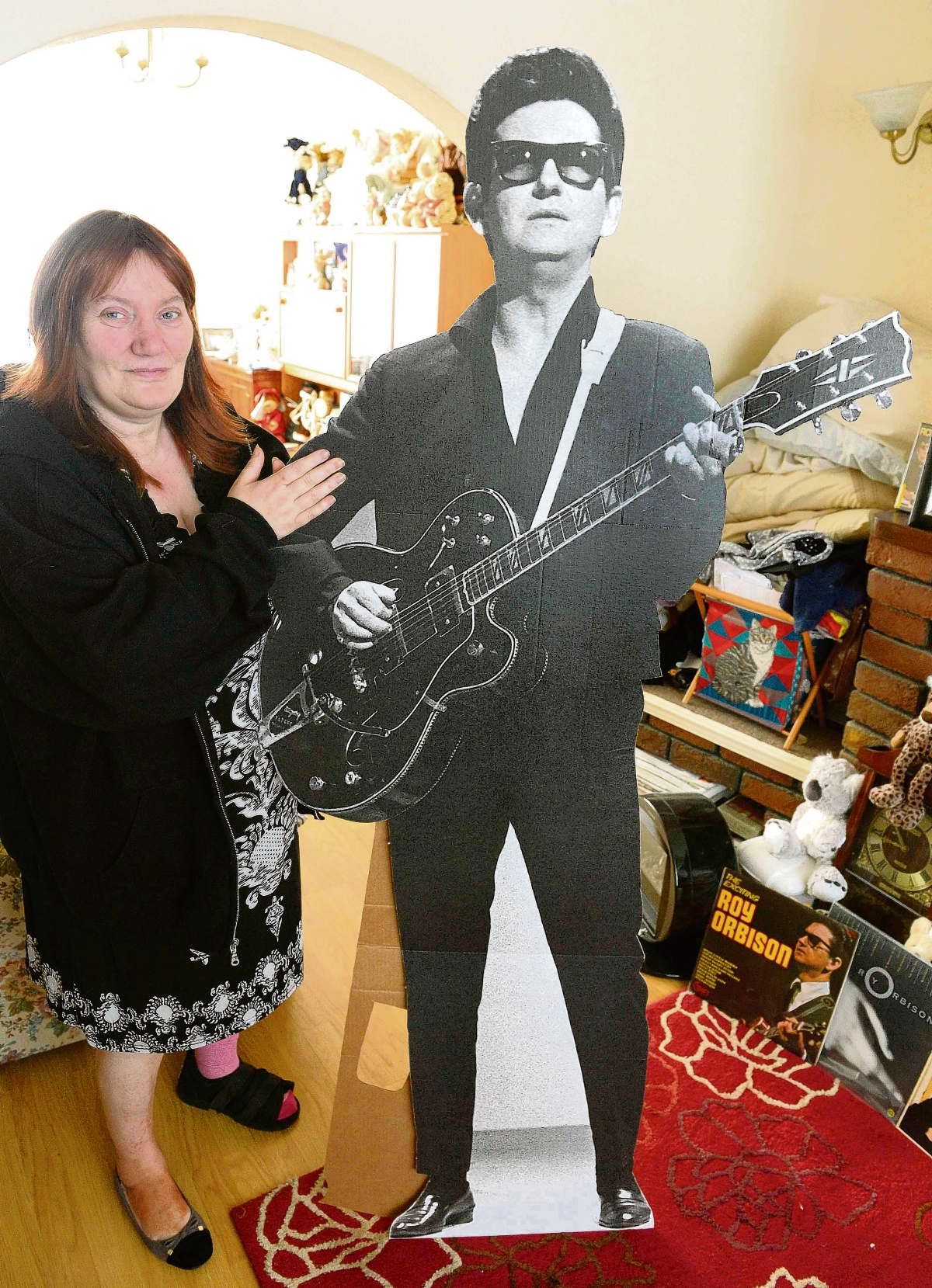 Meet Colchester's very own Roy Orbison superfan