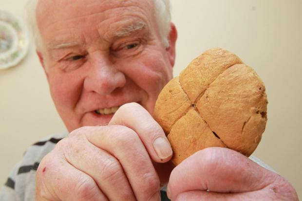 Oldest recorded town? Forget it. Oldest recorded hot cross bun!! Can we prove it? Well, you decide.