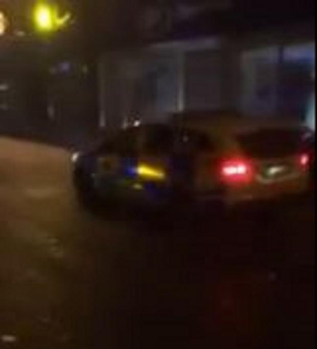 Gazette: VIDEO: Whoop whoop! Is this da sound of Essex Police?