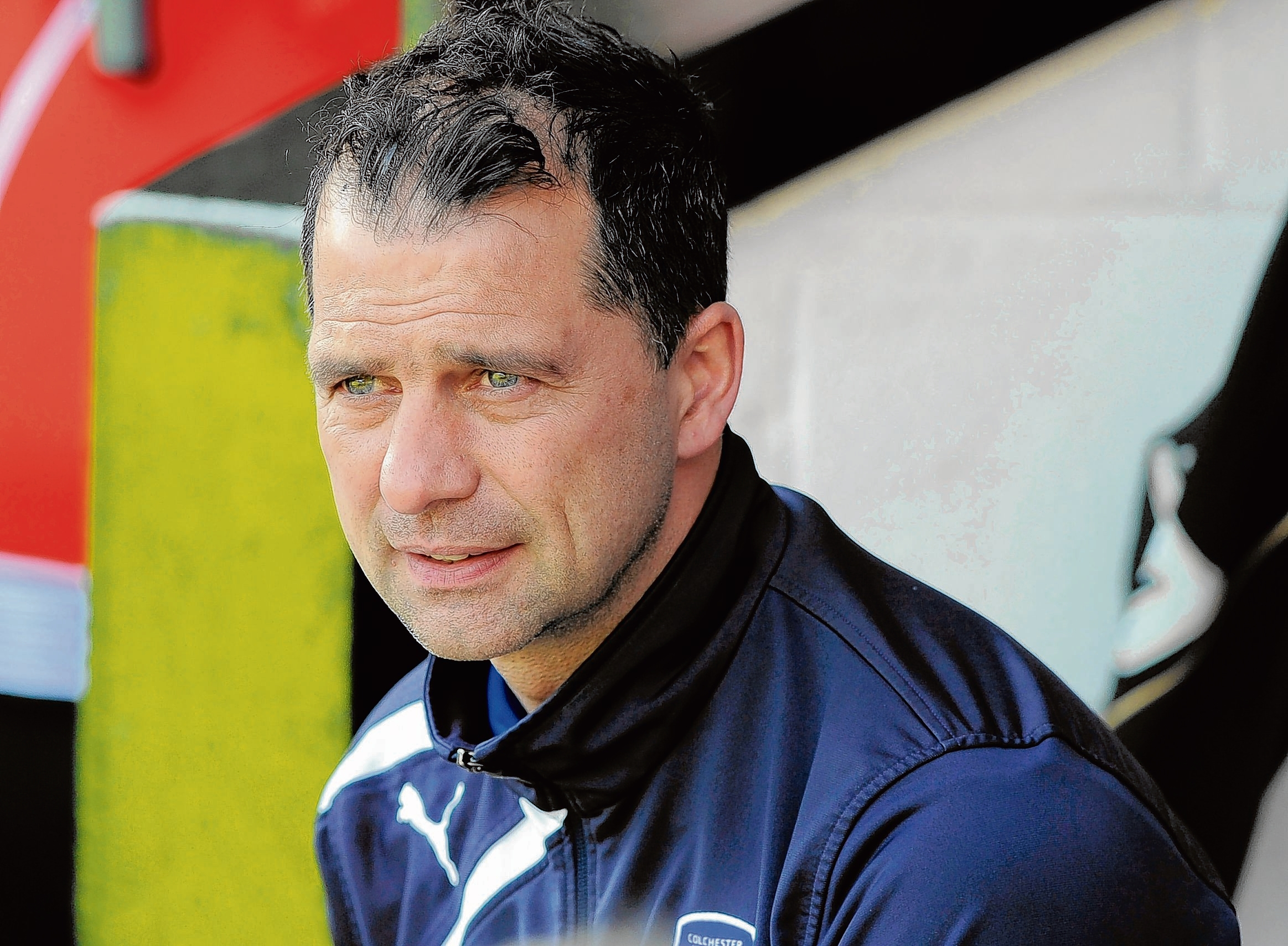 On the hunt - Colchester United manager Joe Dunne is looking for a new goalkeeper to replace Mark Cousins, who has left to join Dagenham and Redbridge.