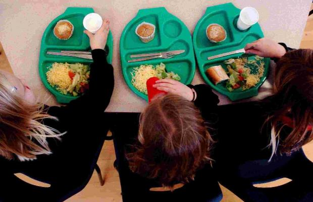 Fears over new changes to free school dinners
