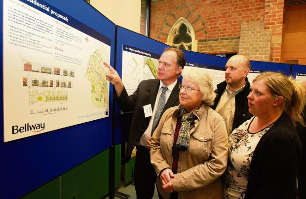 Future developments such as the Betts factory site could be affected