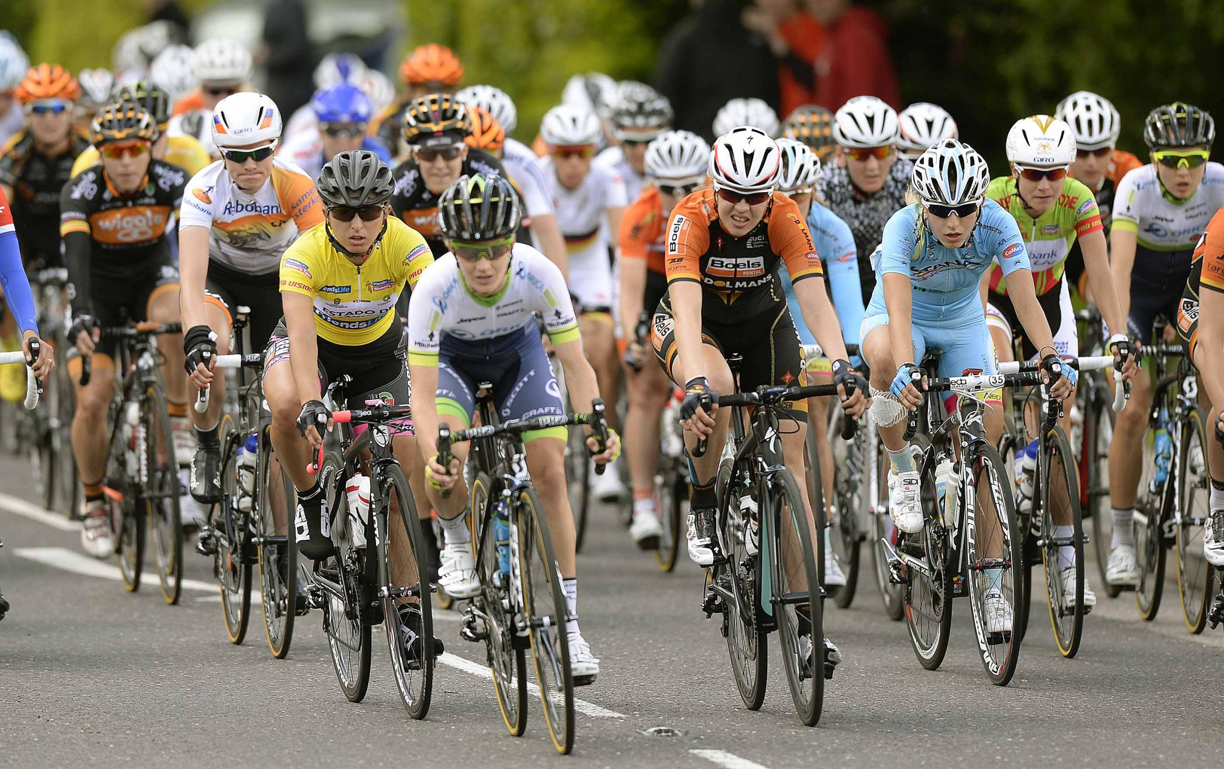 Women's Tour comes to Manningtree