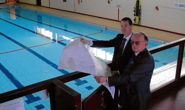 £900k revamp of pool set to be completed by October
