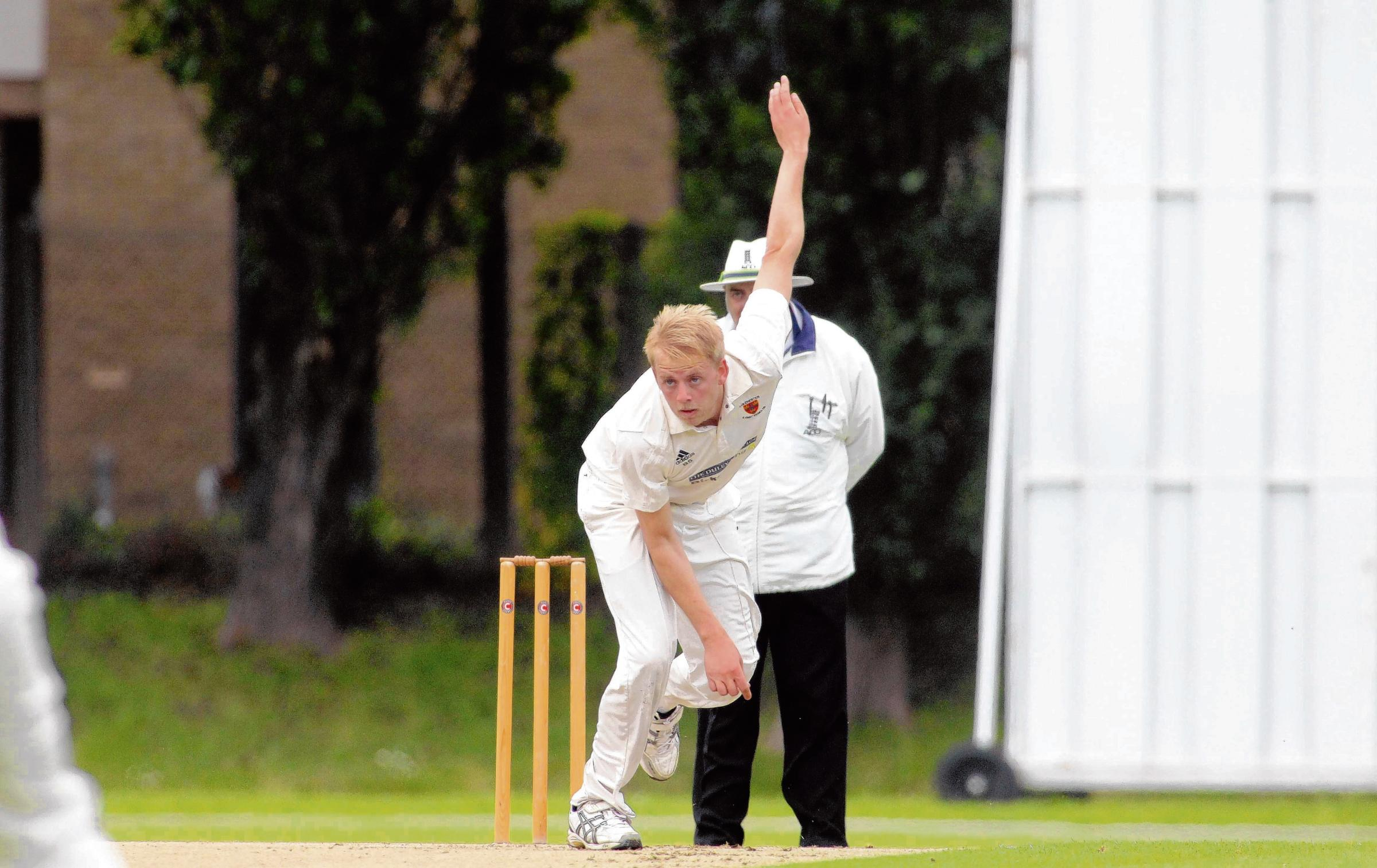 Pleased - Ben Stephens has been encouraged by the start his side have made to life in Shepherd Neame Essex League division one, following last season's relegation. Picture: STEVE ARGENT