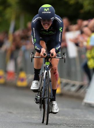 Desperate for a Tour place - Alex Dowsett