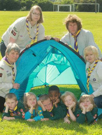 Scouts devastated as vital equipment stolen