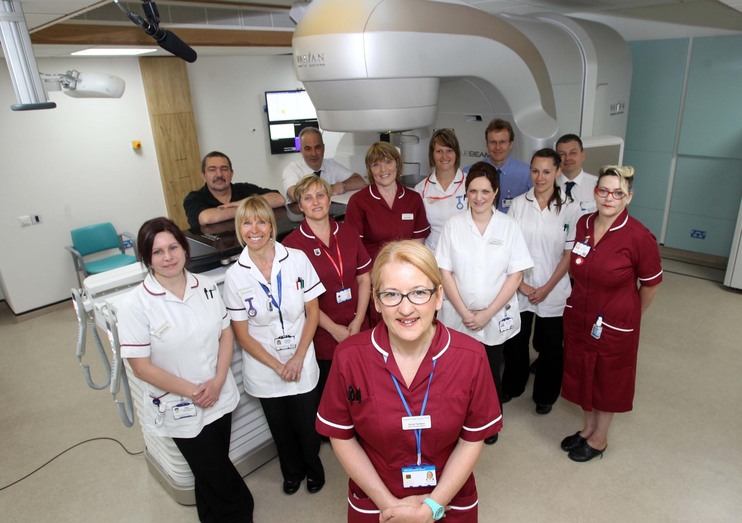 £25 million Colchester General Hospital centre unveiled