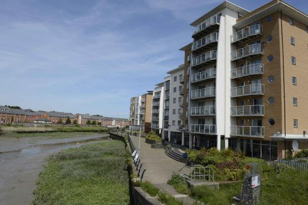 Insurers launch probe after flagship Hythe apartment branded