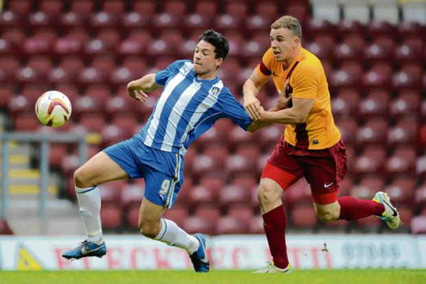 Future prospect - Colchester United are hoping to produce more talented youngsters to emulate Macauley Bonne and progress to their first team. Picture: RICHARD BLAXALL