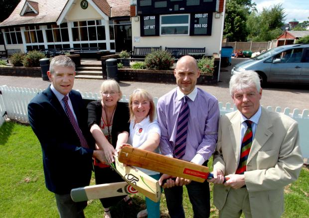 Colchester solicitors and auctioneers to play poignant centenary cricket match