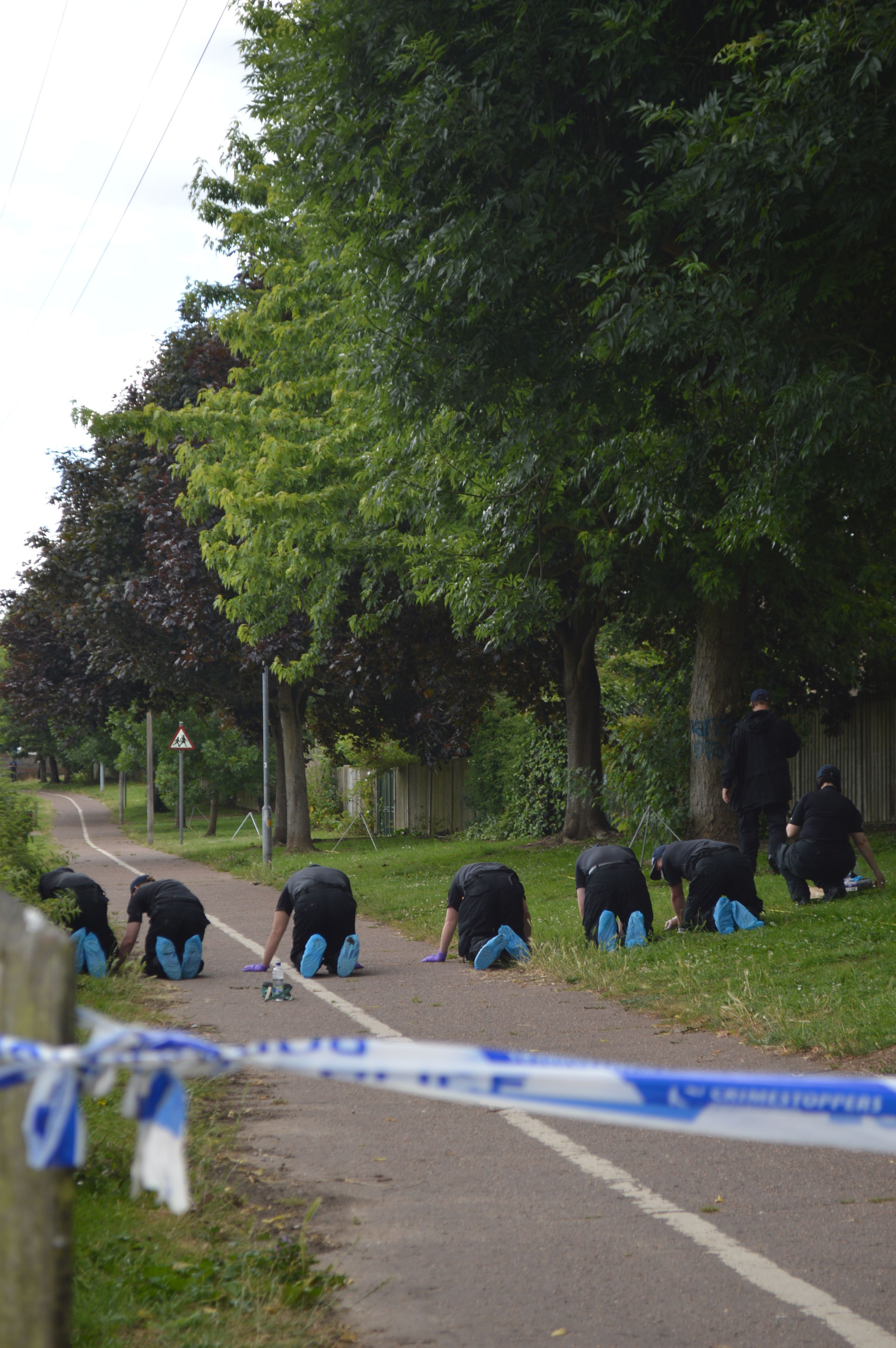 Murder investigations costing £100,000 a week