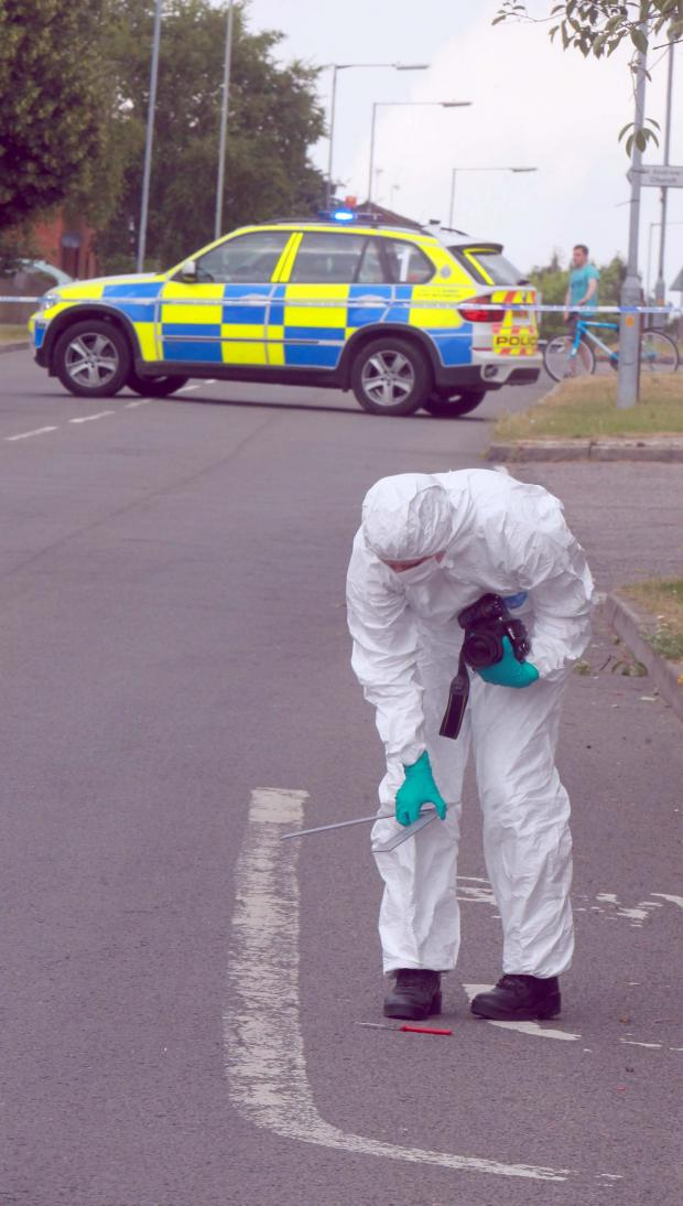Gazette: Greenstead murder: knife found