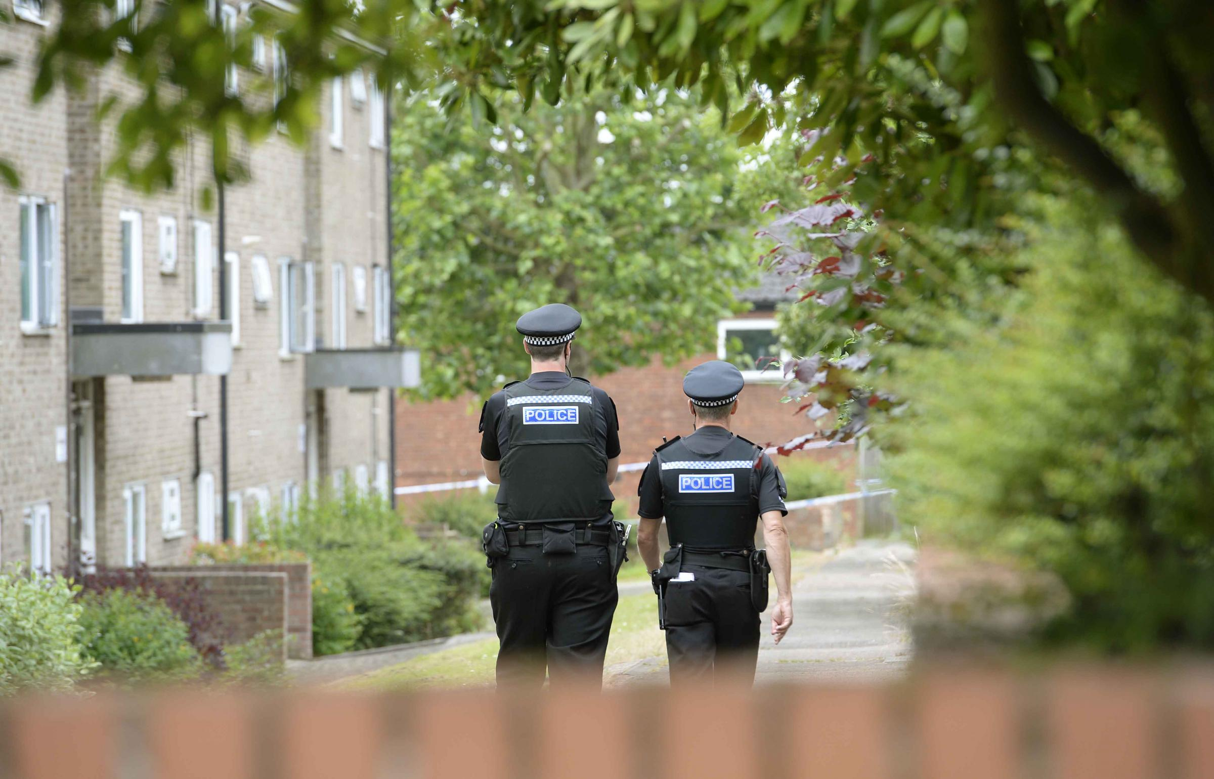Dedicated cops working 14-hour days to keep Colchester safe after Nahid Al-Manea murder