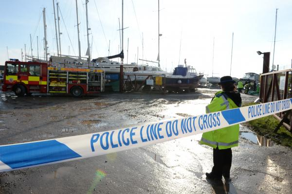 Tea light candles caused tragic fire which killed woman aboard house boat